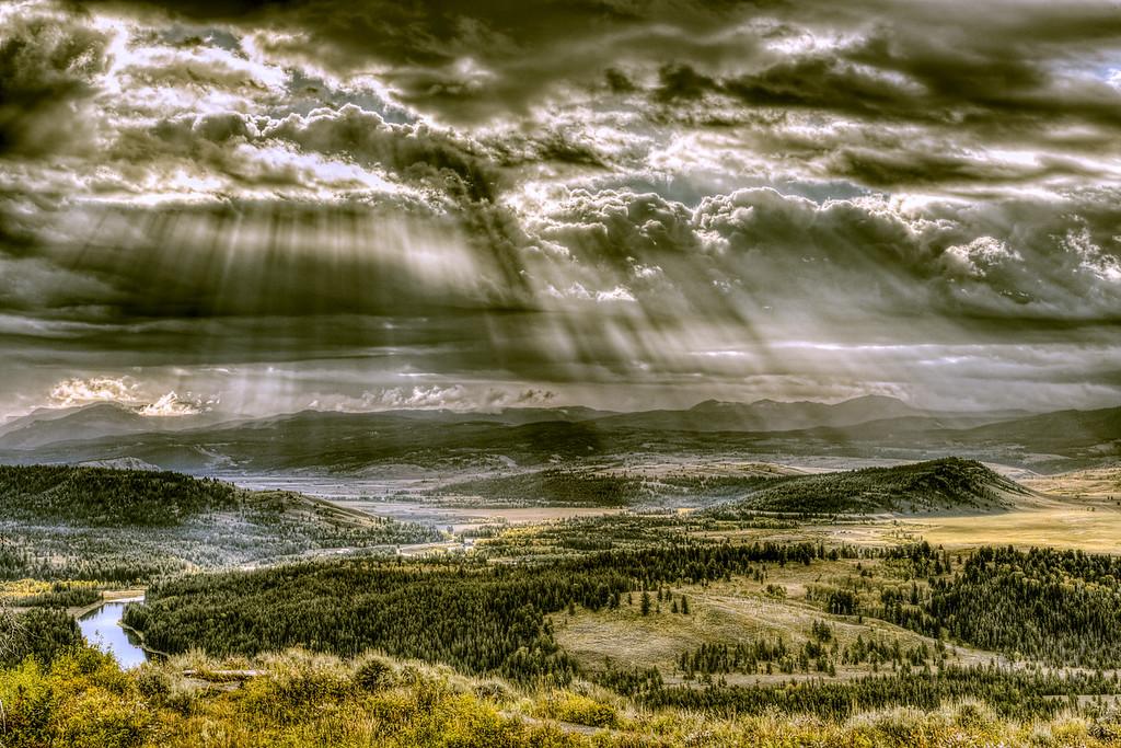 View fron Signal Mountain
