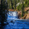 Wyoming Waterfall
