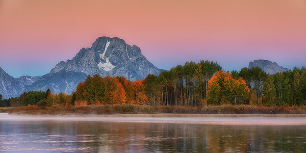 Mount Moran, Grant Teton National Park