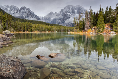 Leigh Lake, Grand Teton National Park