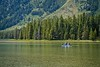 Kayaking in the Grand Teton National Park