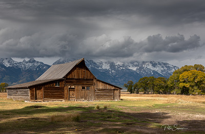 Moulton Barn, Jackson Hole Wyoming