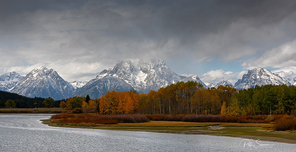 Oxbow Bend, Grand Tetons
