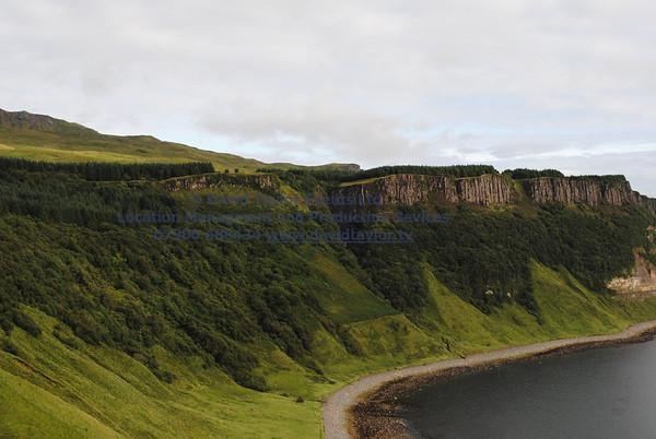 Storr Cliffs - 01