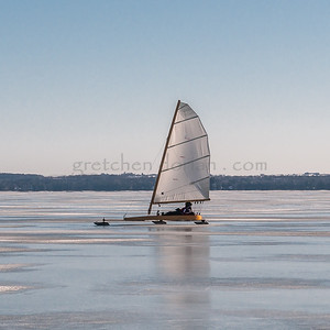 Iceboat | West Bay/Grand Traverse Bay