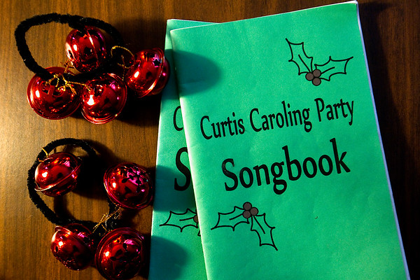 CURTIS CAROLING PARTY