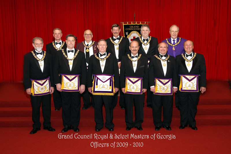 GA Grand Council words