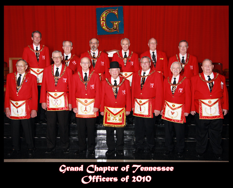 Grand Chapter with Installing Marshall