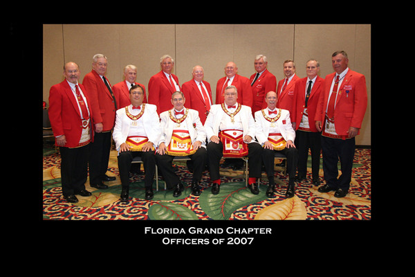 Florida Grand Officers 2