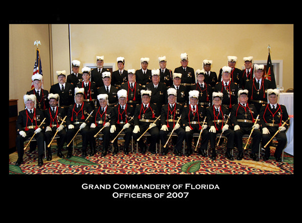 Grand Comm  Officers