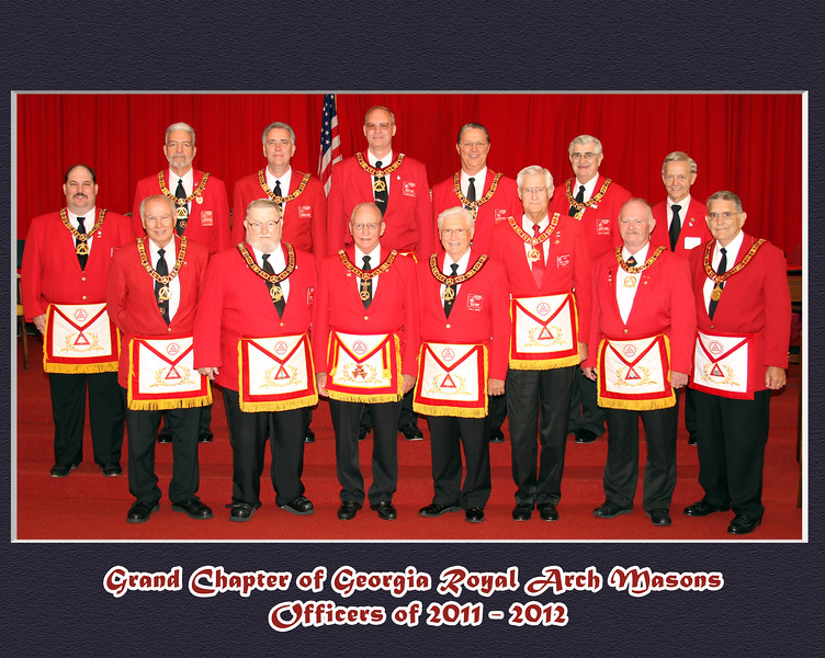 Grand Chapter Officers