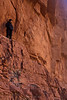 Ribeka could climb anything and anywhere.