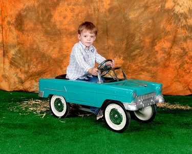 11 Cooper's 3 Year Old Shoot (10x8)