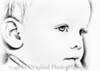 13 Cooper June 2010 (7x5 crop softfocus b&w Jibz watercolor Sketch)
