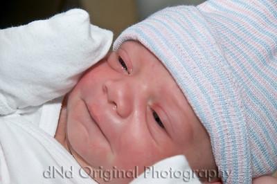 20b Cooper David Nicol's Birth - Almost Peek-A-Boo