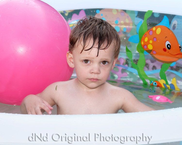 48 Lucy's 7th Birthday - Cooper (10x8)