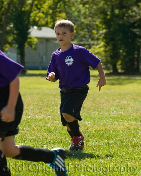 13 Copper Soccer Late Sept 2015 - Cooper