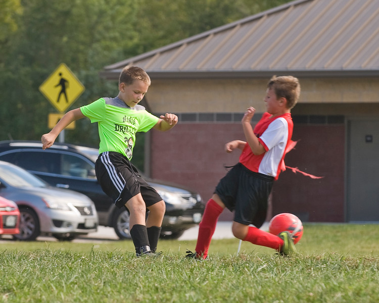 11 Cooper Soccer Game Sept 2018