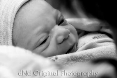 08 Cooper David Nicol's Birth - Resting b&w