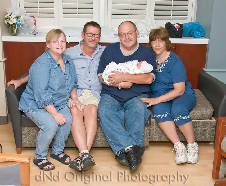 47 Cooper David Nicol's Birth - All The Grandparents