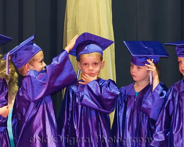 11 Coopers Pre-School Grad - Cooper