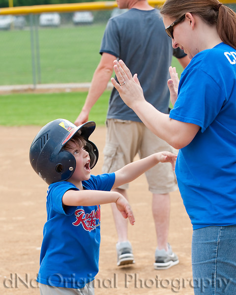14 Cooper T-Ball Game May 2013 - Cooper & Ami (8x10) crop