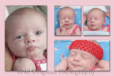 21 Faith - 2 Weeks Old Collage 1