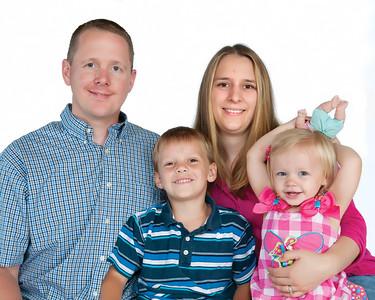 39 Faith's 2nd BDay Shoot - Family