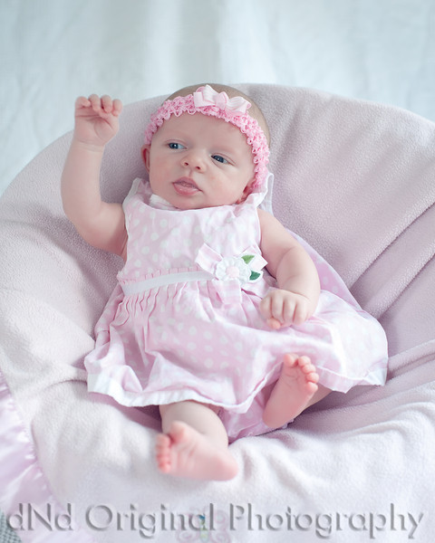 10 Faith - 5 weeks old (8x10)