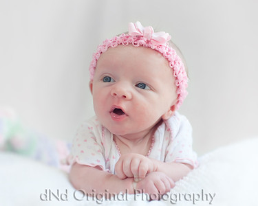 25 Faith - 5 weeks old (10x8)