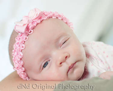 33 Faith - 5 weeks old (10x8)