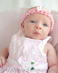 08 Faith - 5 weeks old (8x10)