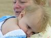 Virginia Trip 2006 - Virginia Beach Grandma Deb & Ian