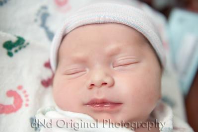 12 Kaelan Newborn
