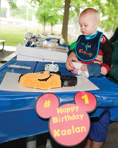 15 Kaelan's 1st Birthday