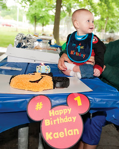 16 Kaelan's 1st Birthday