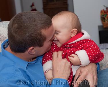 035 Christmas 2014 - Kyla & Justin