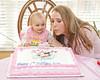 020 Kyla's 1st BDay Party - Kyla & Heather