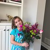 all patients get flowers!