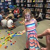 lego day at the library