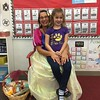 Nov 17th - visit and read to Emma's kindergarten class