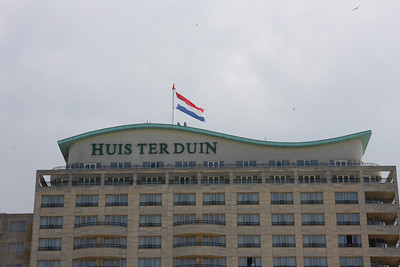 Huis ter duin Vlag