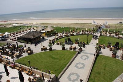 Terras Buitenbar Strand