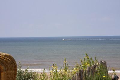 Zee Zeezicht Bootje