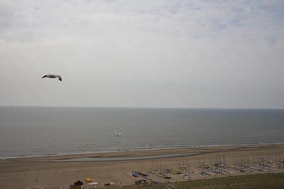 Zeezicht Strand