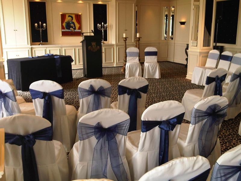 Royal Lounge, Bruiloft
