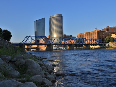Grand  Rapids with New Camera 2018