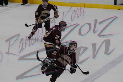 Grand Rapids Catholic Central Hockey Showcase Edge Ice Arena 2013
