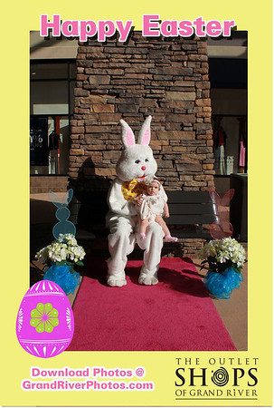 Grand River Easter Bunny 2013