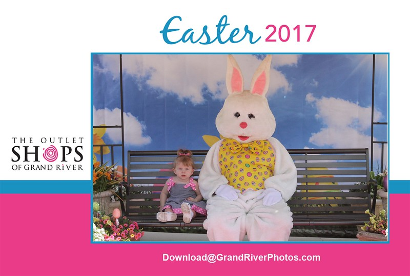 Outlet Shops of Grand River Easter 2017
